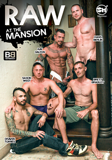 Raw At The Mansion cover