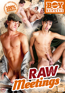 Raw Meetings cover