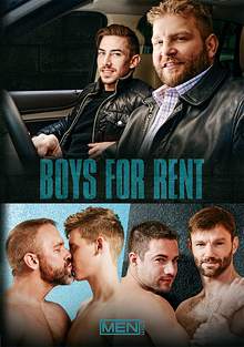 Boys For Rent cover