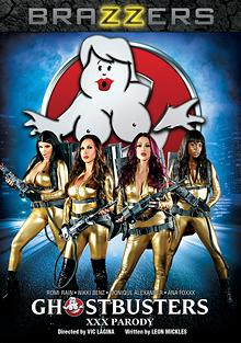Ghostbusters XXX Parody cover