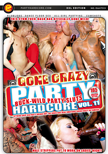 Party Hardcore: Gone Crazy 11 cover