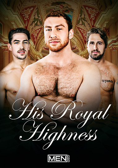 His Royal Highness Cover Front