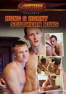 Hung And Horny Southern Boys cover