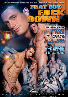 Frat Boy Fuck Down cover