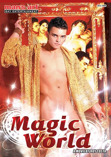 Magic World cover