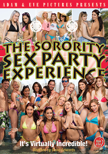 The Sorority Sex Party Experience cover