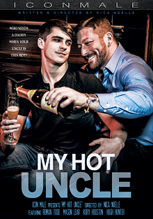 My Hot Uncle cover