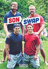 son swap, gay, porn, men, colby jansen, dirk caber, luke adams, tyler sweet, daddy, boy, son