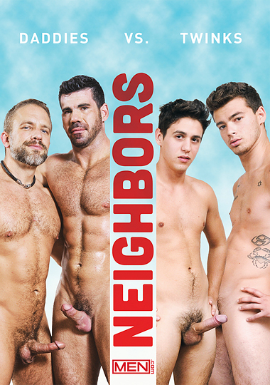 Neighbors Cover Front