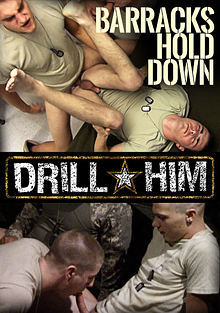Barracks Hold Down cover