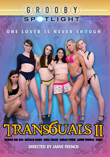 Trans6uals 2: One Lover Is Never Enough cover