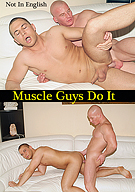 Muscle Guys Do It