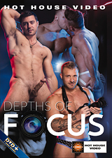 depths of focus, hot house video, gay, porn, austin wolf