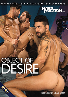 Object Of Desire cover