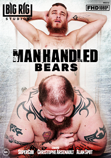 Manhandled Bears cover