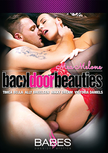 Backdoor Beauties cover