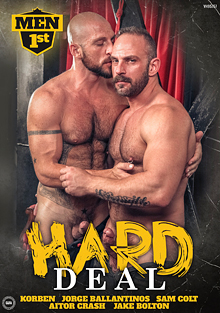 Hard Deal cover