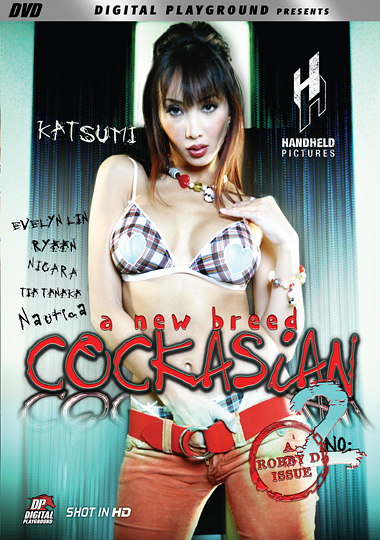 CockAsian 2: A New Breed cover
