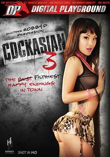 CockAsian 3 cover