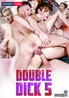 Double Dick 5 cover