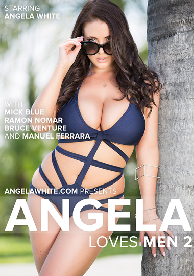 angela loves men 2, angela white, porn, big tits, big natural breasts, manuel ferrara, mick blue, ramon nomar, bruce venture