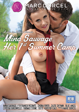 Mina Sauvage Her 1st Summer Camp