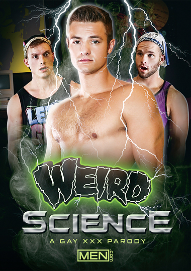 Weird Science A Gay XXX Parody Cover Front