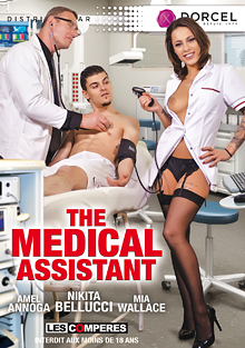 The Medical Assistant cover
