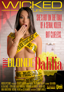 The Blonde Dahlia cover