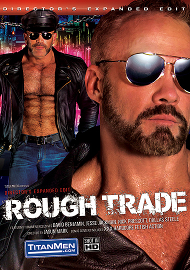 Rough Trade (Titan) Cover Front