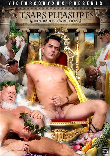 Cesars Pleasures Cover