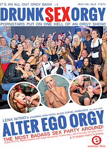 Drunk Sex Orgy: Alter Ego Orgy cover
