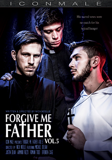 Forgive Me Father 5 cover