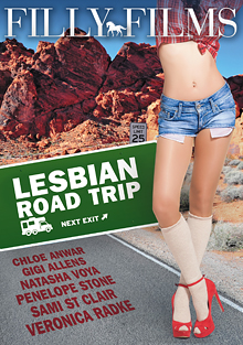 Lesbian Road Trip cover