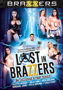 Lost In Brazzers cover