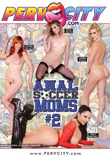 Anal Soccer Moms 2 cover
