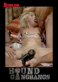 Bound Gangbangs: The Sitter Gets Stuffed Air-Tight cover