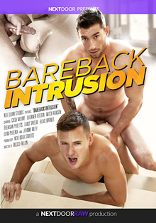 Bareback Intrusion cover