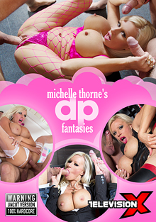 Michelle Thorne's DP Fantasies cover