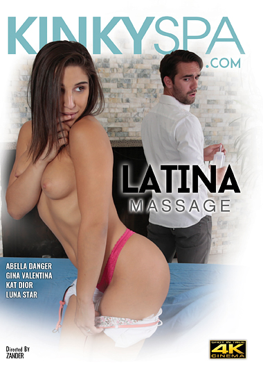 Latina Massage cover