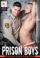 Prison Boys: Dominant Guard, Hung Felon