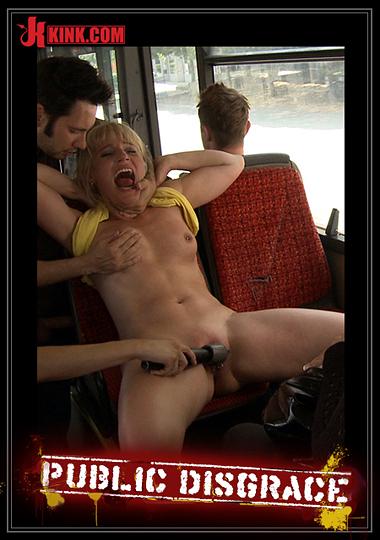 Public Disgrace: Bus Fuck cover
