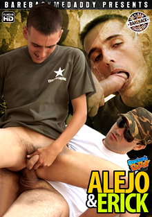 Alejo And Erick cover