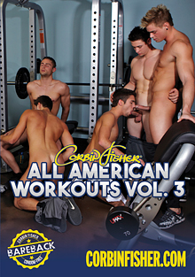 All American Workouts 3 cover