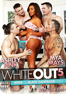 White Out 5 cover