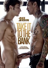 take it to the bank, cockyboys, calvin banks, boomer banks, beaux banner, alex mecum, cory kane, justin matthews, gay, porn