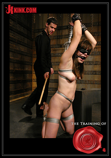 The Training Of O: The Training Of Bobbi Starr, Day One cover