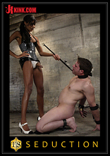 TS Seduction: Kriss And Mistress Soleli