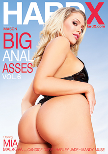 Big Anal Asses 6 cover