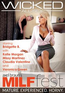 Axel Braun's MILF Fest cover